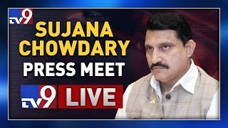 BJP Sujana Chowdary Press Meet LIVE || Delhi