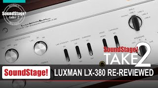 "Back to the ""Golden Age"" of Tube Amps - Luxman LX-380 Integrated Amplifier Review (Take 2, Ep:3)"