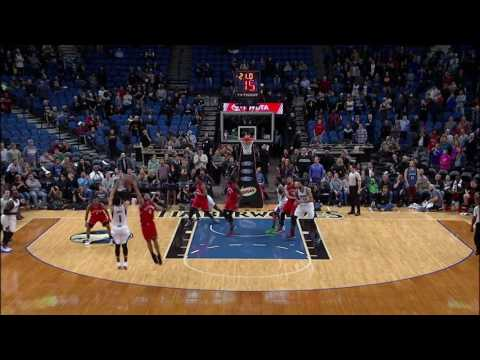 Minnesota Timberwolves Top 10 Plays of the 2016-2017 Season
