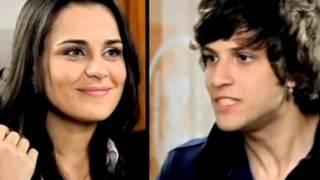 Maria mente para Carla brigar com Tomás  Mas Carla não acredita   RebeldeBR