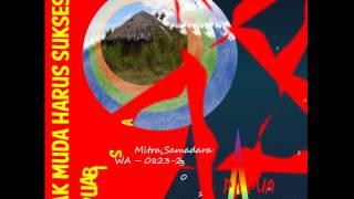 Animasi karya Anak Papua with Powerpoint