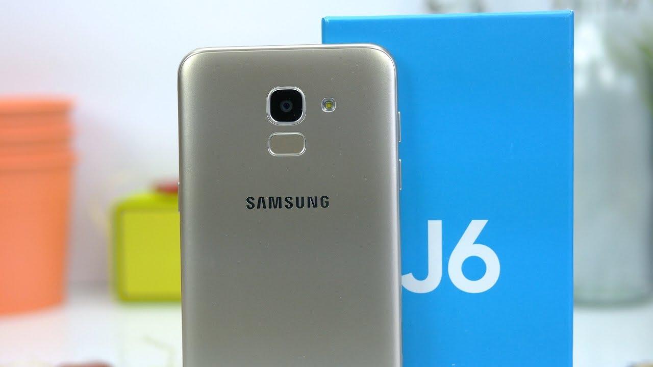 895eba5ef1e Samsung Galaxy J6 2018 unboxing - YouTube