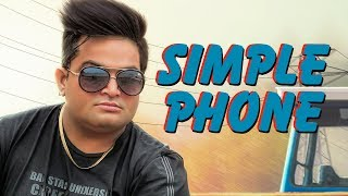 SIMPLE PHONE - Raju Punjabi | Official Music Video | Haryanvi Full Songs 2018 |