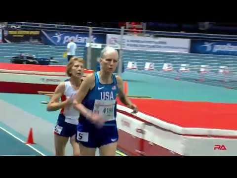 World Record Masters W70 800m Indoor at Torun 2019