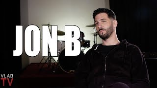 Jon B on Nas Showing Up at His House and Them Making 'Finer Things' in the Studio (Part 8)