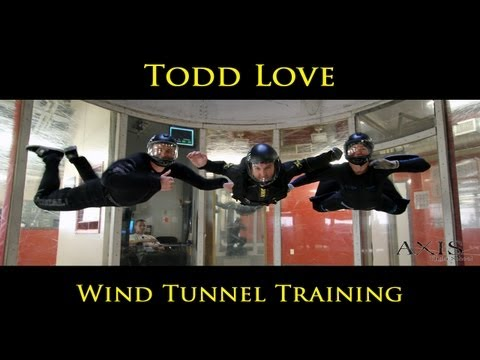 Todd Love: Wind-Tunnel Training