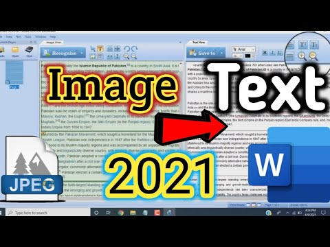 How to convert image to text in PC/Laptop 2021   Smart OCR pro with key 100% working