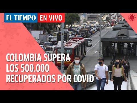 Coronavirus en Colombia: Cifras de nuevos casos y fallecimientos