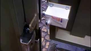 fechadura magnetica para portao eletronico basculante