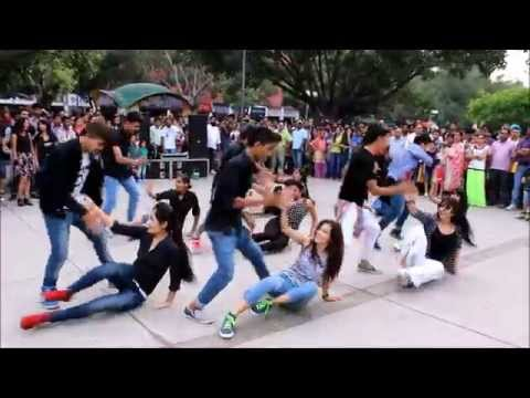 FLASHMOB  17 SECTOR CHANDIGARH  THE DANCE MAFIA, RIPANPREET SIDHU,9501915706