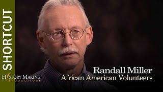 Randall Miller On African American Volunteers In The Yellow Fever Epidemic