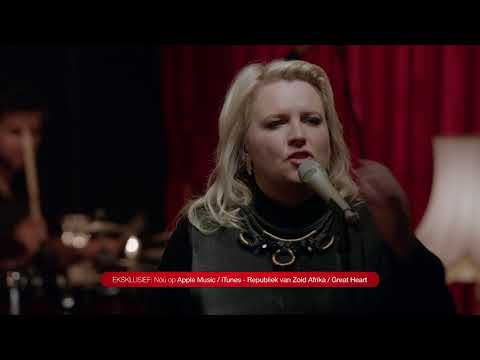 Johnny Clegg en Karen Zoid sing 'Great Heart'