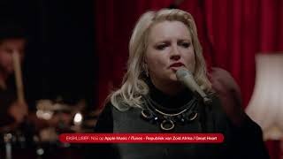 johnny clegg en karen zoid sing great heart