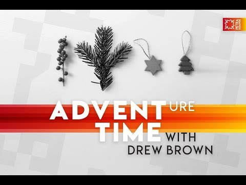 ADVENTure Time |  Drew Brown | Petra Gdańsk