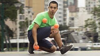 Repeat youtube video Juggling - Eu não perdi meu patinete - Pedro Castro