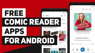 5 Best Free Comic Reader Apps For Android of 2021 💥 ✅ screenshot 3