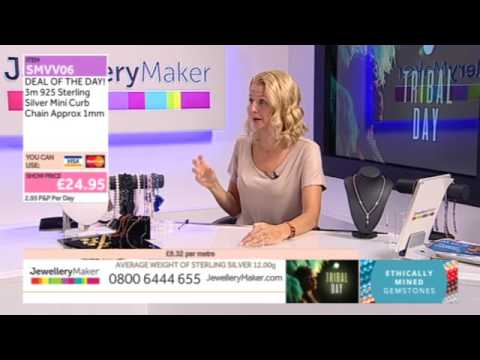 Jewellery Maker Live 29/09/2016 - 8am - 1pm