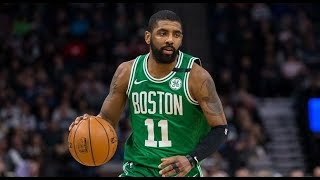 Kyrie Irving Spin Move Compilation