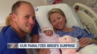 Our paralyzed bride