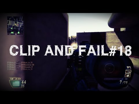 CLIP AND FAIL#18 (4 GUN,Full swap FFA,5on,...?!) @LypTicMatHD