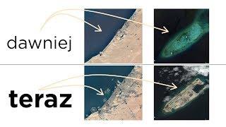 Zdjęcia satelitarne, które mówią więcej niż myślisz