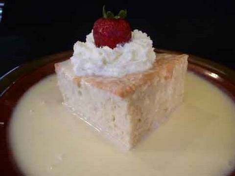 Tres Leches Dessert Recipe - YouTube