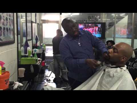 African Barbershop In Korea
