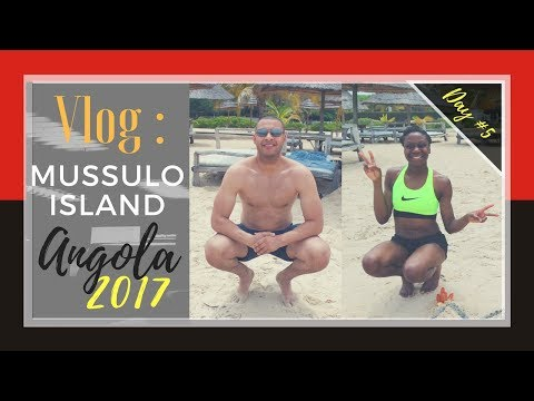 Mussulo Island Angola | Mussulo Resort Angola | Angola Vlog Day 5| 15-03-2017