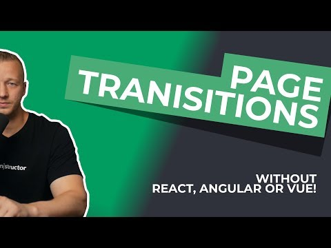 Creating Page Transition Animations EASILY With Swup