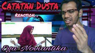Ega Noviantika - Catatan Dusta || BANGLADESHI REACTION