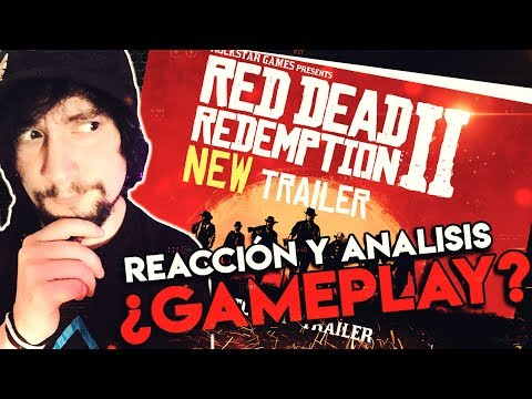 Reacción y ANALISIS | NEW Trailer 3 RED DEAD REDEMPTION 2 | Precuela Confirmed