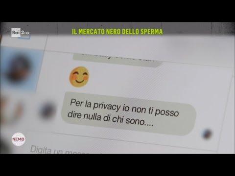 Il mercato nero dello sperma - Nemo - Nessuno Escluso 28/09/2017