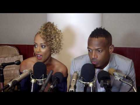 Marlon Wayans And Essence Atkins Discuss Lifelong 'Marlon' Bond