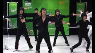CinQ D A Cover TVXQ-Hey (Don't Bring Me Down)@NOKIA Asian Cover Dance Contest 2010
