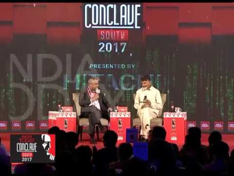 India Today Conclave South 2017: The Great Digital Leap, Andhra Pradesh