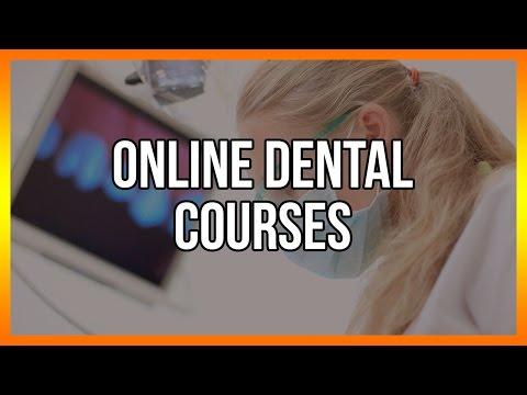 Online Dental Courses - Free Access Below