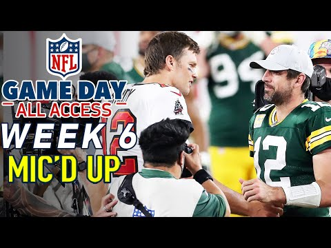 "NFL Week 6 Mic'd Up! ""I look cute"" 