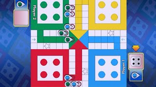 Ludo king game 2 player | Ludo king games | Ludo game in 2 players | Ludo games | Ludo gameplay screenshot 1