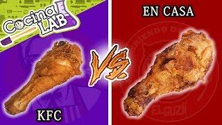POLLO KFC vs HECHO EN CASA | EL GUZII