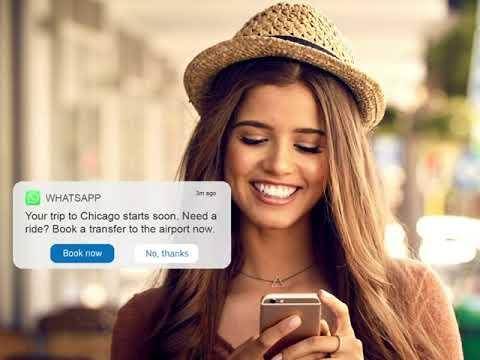 Create your digital travel assistant - Amadeus Hey!