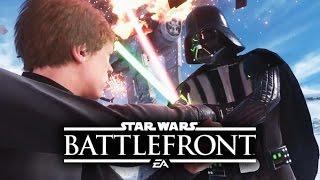 Короткий Но Весёлый Стрим по Star Wars Battlefront с Другом