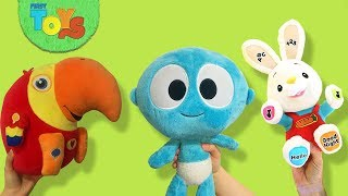 Johnny Johnny Yes Papa | Pretend Play With Harry The Bunny, GooGoo & More Toys & Songs for Kids