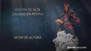 Assassins Creed Odyssey  figura de Alexios