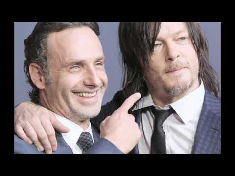 Bromance   Andrew Lincold & Norman Reedus    Bests moments ever