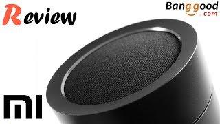 Xiaomi Mi Wireless Bluetooth Speaker Review u0026 Unboxing