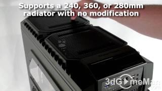 #1153 - Cooler Master HAF X Case Video Review