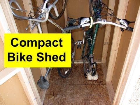 Build A Bike Shed 1 (Floor)