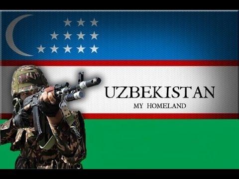 Uzbekistan Army  - Армия Узбекистана
