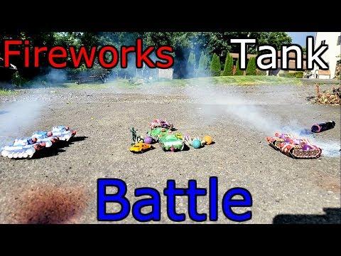 EPIC Fireworks Tank