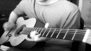 Чиж - Урал байкер блюз на гитаре + табы в Guitar pro